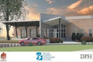 An artist's rendering of the new BC3 @ Armstrong facility. Submitted